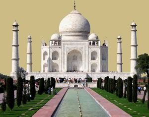 Indian History -  Taj Mahal